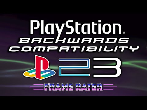 PlayStation Backwards Compatibility | A Documentary by FrameRater