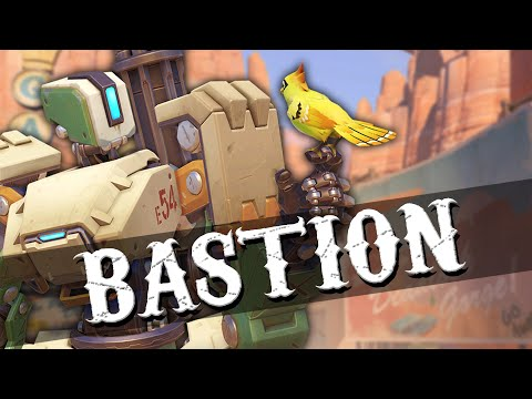 """""""BASTION IS TOO OP!"""" (Overwatch Bastion Gameplay)"""