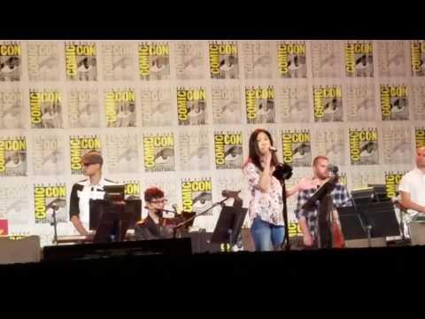 Steven Universe 2016 SDCC (Comic Con) Musical Panel- [HD]
