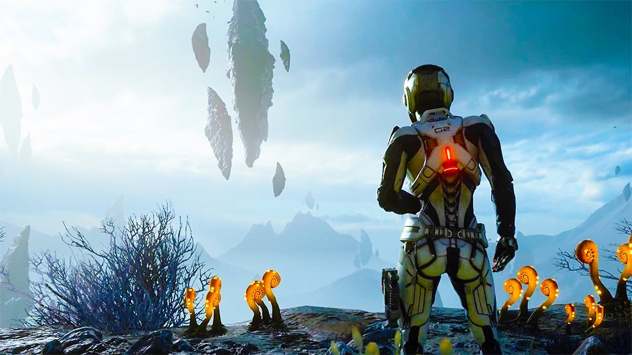System requirements Mass Effect: Andromeda: game review