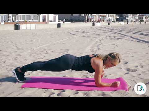 Do It Right - Low Plank | Lifefit 360 | Denise Austin