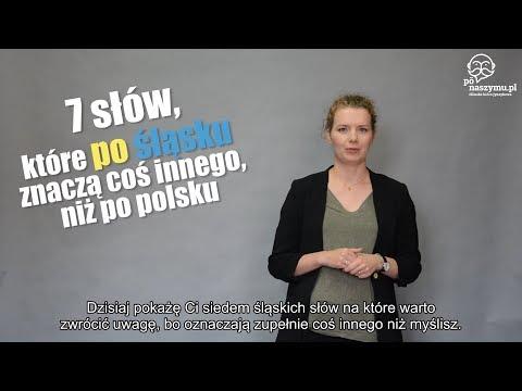 7 Słów Które Po śląsku Znaczą Coś Innego Niż Po Polsku