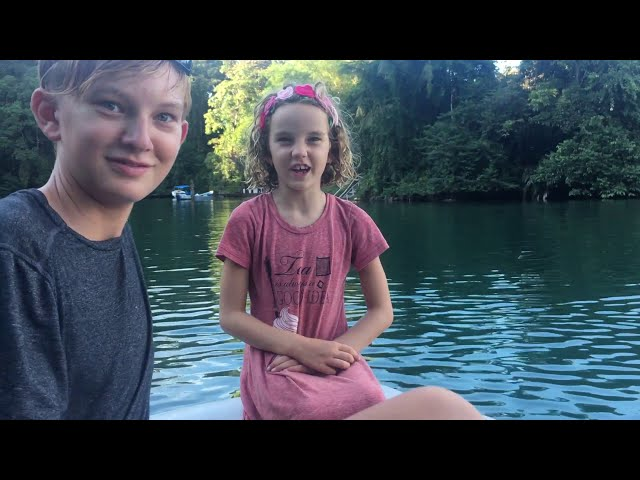 Sounds of the jungle... and bickering children (Drakes Bay Costa Rica) ~Life off the deep end Ep 30!