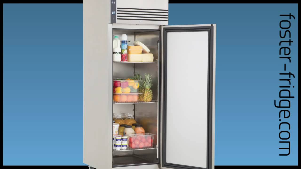 Foster Fridge Eco Pro G2 Cabinet Range EP700, EP820, EP1440 ...