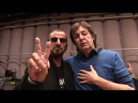 Ringo Starr February Update