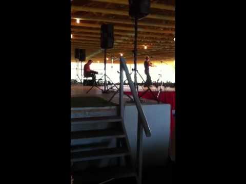 John Arcand Fiddle Fest 2012