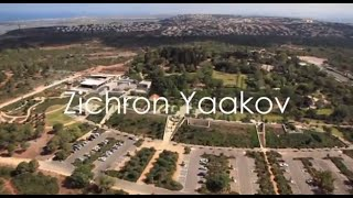 Zichron Yaakov, an arty town with a colorful history