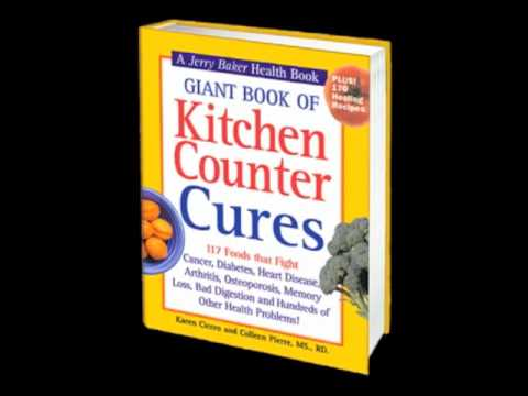 Jerry Baker S Kitchen Counter Cures