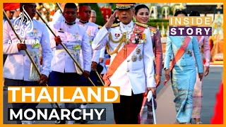Why is the monarchy in Thailand targeted? | Inside Story
