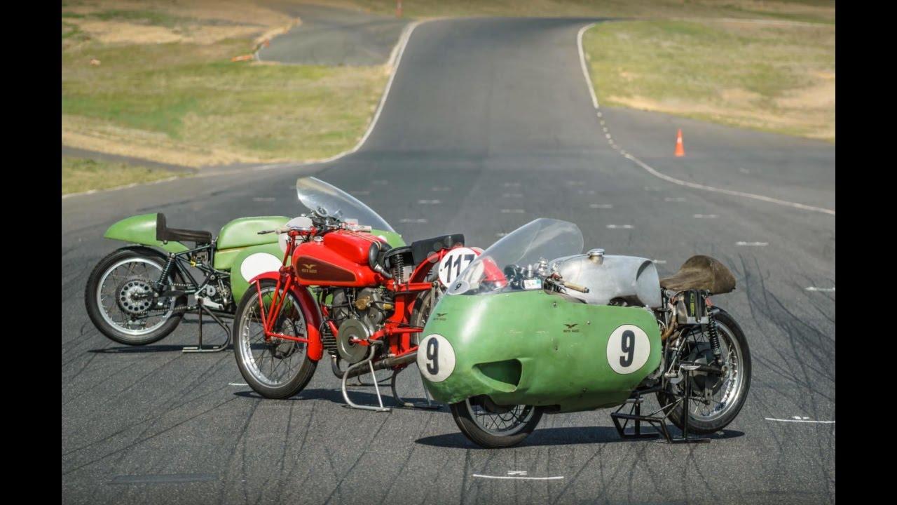 Антиквариатные и тальянские мотоциклы Moto Guzzi 500 V8  в Австралии