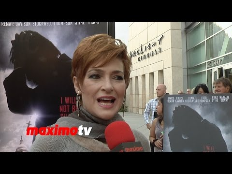 "Carolyn Hennesy ""Alexander Skarsgård Is Delicious and I Would Suck His..."""