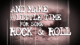 TANK - Make a Little Time (Official Lyric Video)