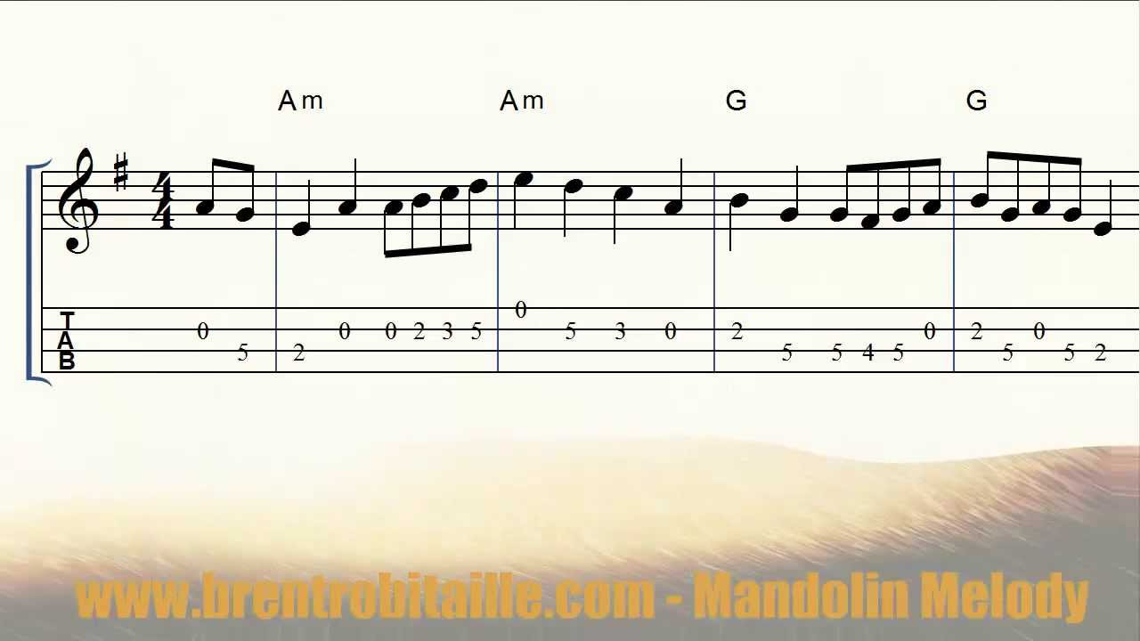 Mandolin Tab Violin Notes Guitar Chords After The Battle Of Aughrim