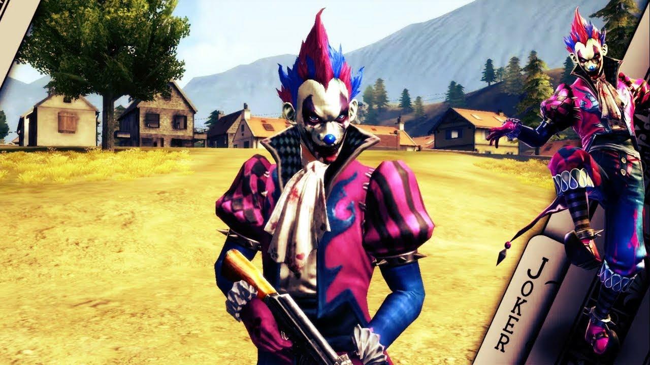 Nuevo Set Joker Y Como Conseguirlo Gratis Free Fire Truco