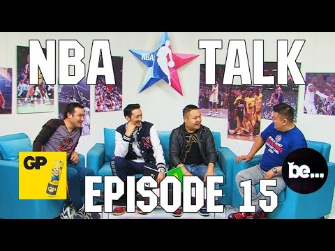 НБА ТОК #Дугаар15