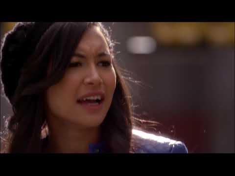 Glee - Girl on Fire (Full Performance) 4x13