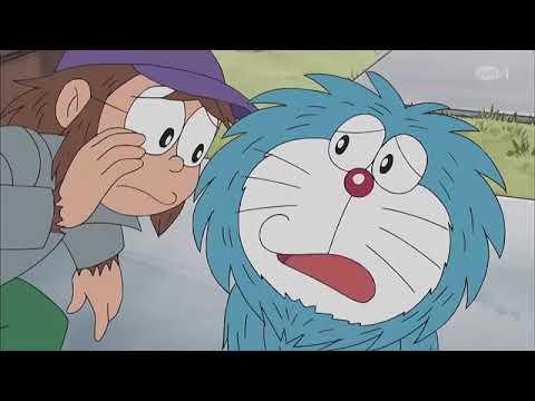 Doraemon Bahasa Indonesia terbaru 2017 - Lingkaran mantel berbulu