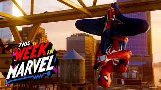 How the developers made Marvel's Spider-Man for PS4 | This Week In Marvel