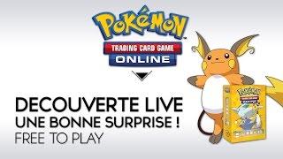 Pokémon TCG Online FR Découverte Live : une bonne surprise ! Free to Play