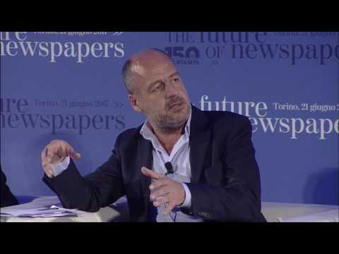 """The Future of Newspapers"" - Panel 2: CEO's view"