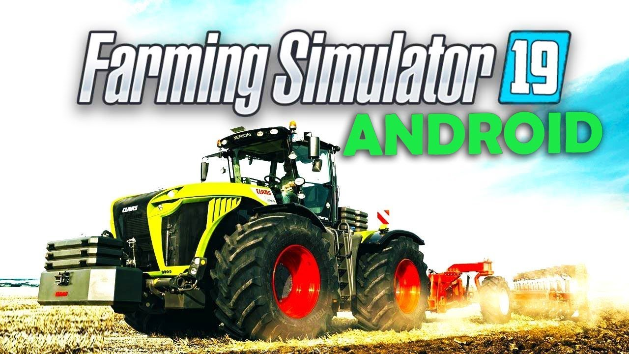 Farming simulator 2019 apk mobile | farming simulator 18 APK