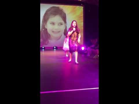Mia Drazin at Chai Lifeline Better Video Version