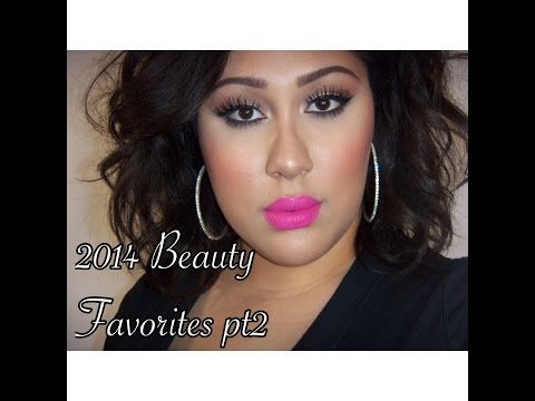 2014 Beauty Favorites prt2 Concealers| Powders| Blushes| Highlighters && Lipsticks