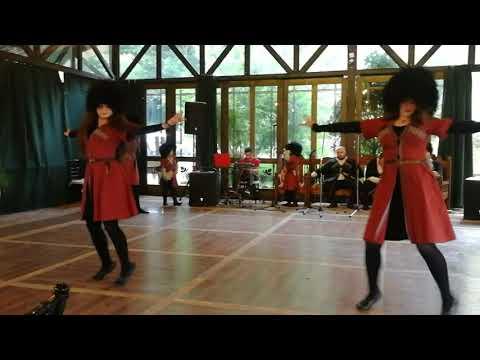 Танцы грузин