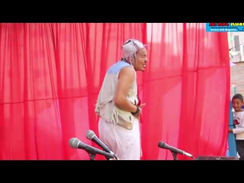 Nepali comedy dance and acting by Comedian Nir ale magar / live comedy