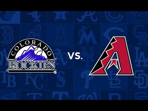 Colorado Rockies vs Arizona Diamondbacks | NL Wild Card Game Full Game Highlights