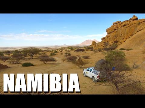 Namibia Roadtrip Movie - Namibia Reise 2017