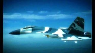 Sukhoi - Su-35 Flanker-E Stealth Fighter Combat Simulation [480p]