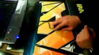 SteelSeries Sensei RAW unboxing SERBIAN