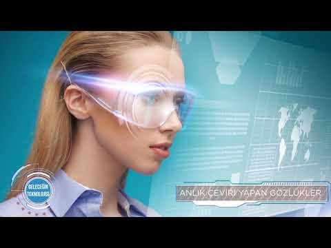 Geleceğin Teknolojisi | Akıllı Çeviri Yapan Gözlük