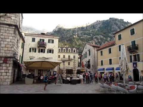 Kotor Old Town - Montenegro, HD Video Tour