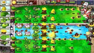 Plants Vs Zombies Full Coin, a great game of unbeatable plants LEVEL 3  1 3