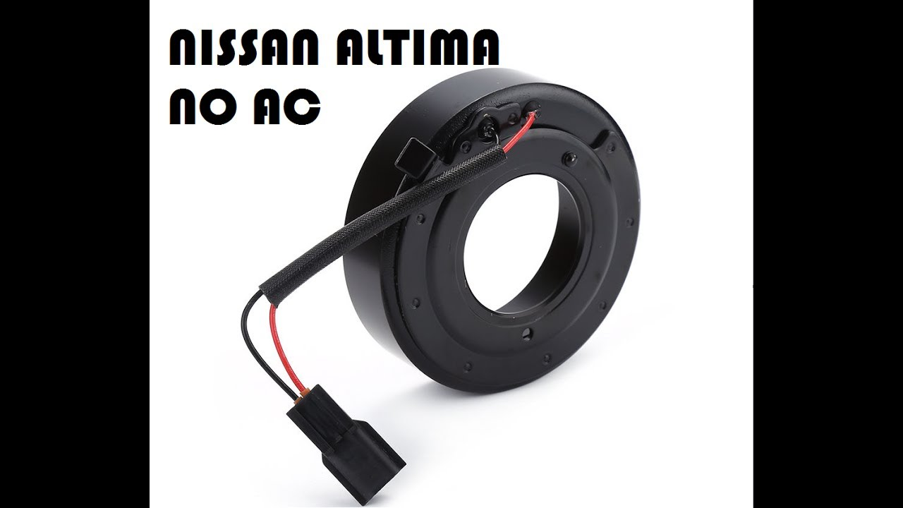 small resolution of 2008 2010 nissan altima no ac troubleshooting