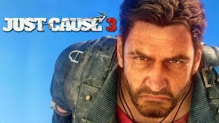 Just Cause 3: Primeira Gameplay - Xbox One / Playstation 4