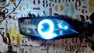 Subaru Legacy - габарит/повторитель поворота