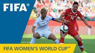 HIGHLIGHTS: Canada v. New Zealand - FIFA Women