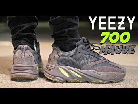 size 40 bfcf7 2f886 (🤢🤮) YEEZY 700 MAUVE REVIEW & ON FEET