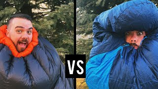Sleeping Bag vs Quİlt | Don't buy one before watching THIS!