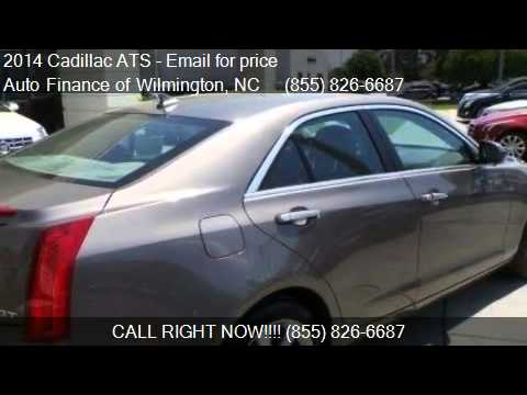 2014 cadillac ats 2 0t 4dr sedan for sale in wilmington nc youtube. Black Bedroom Furniture Sets. Home Design Ideas