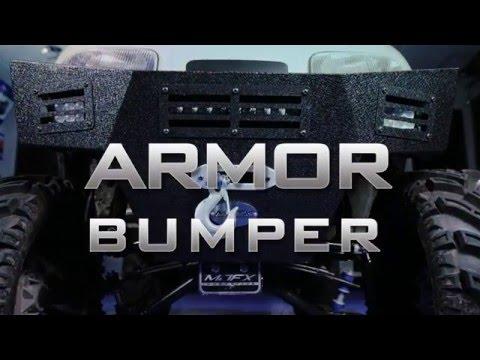 MJFX Armor Bumper | Madjax Golf Cart Accessories