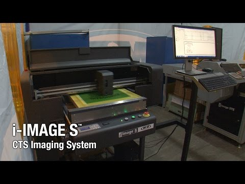 i-Image S CTS Imaging System - M&R Companies - Screen Printing Equipment