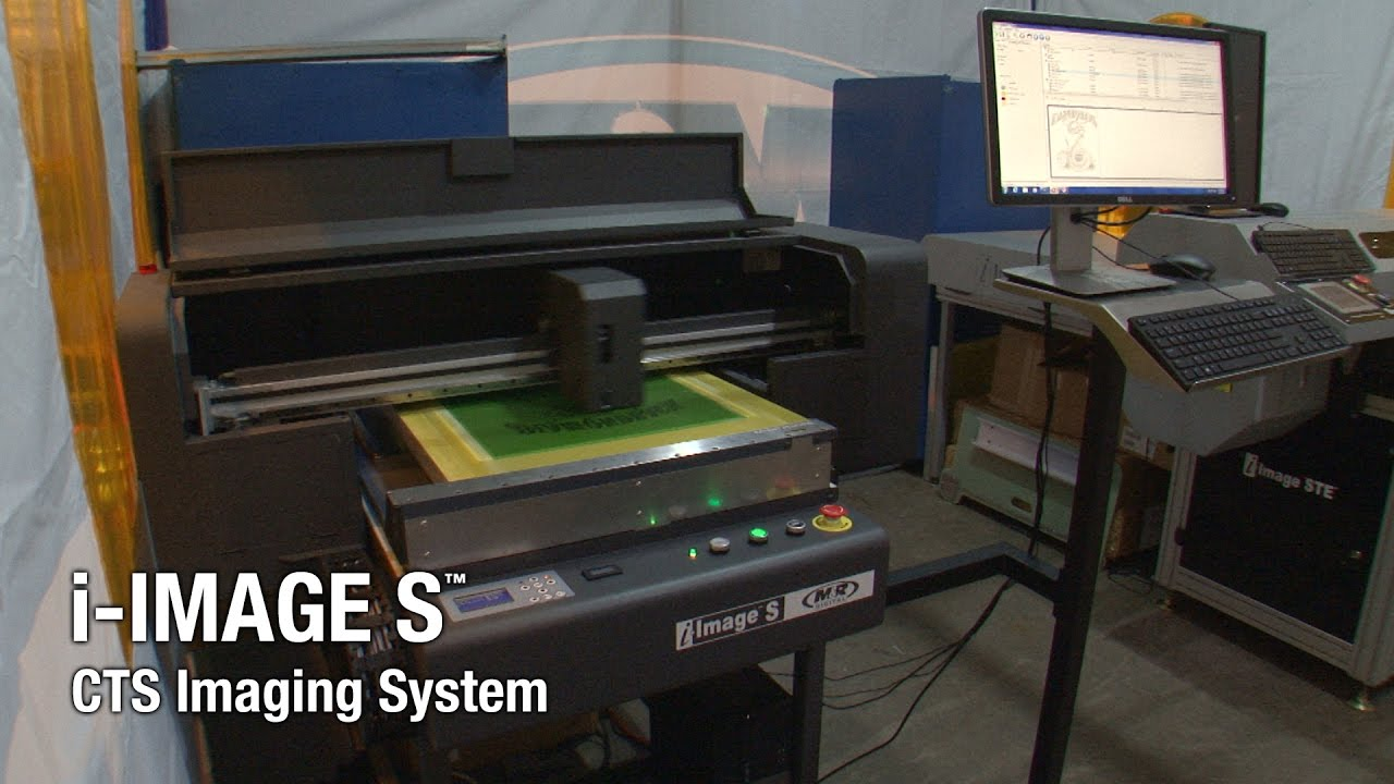 i-Image S™ Computer-to-Screen (CTS) Imaging System :: Screen
