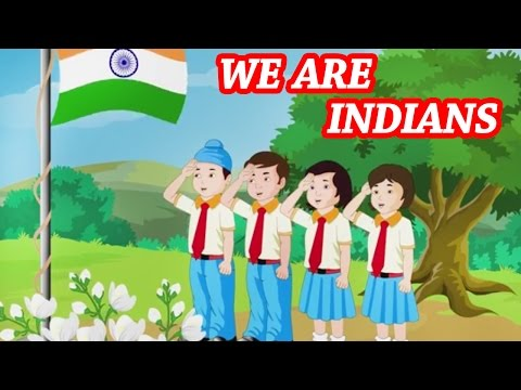 Kids Nursery Rhymes | We Are Indians