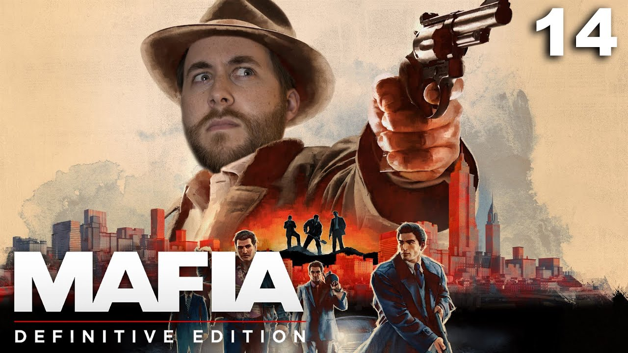 """THIS GAME IS """"DEFINITIVE"""" // MAFIA: DEFINITIVE EDITION Twitch Walkthrough Gameplay [Part 14]"""