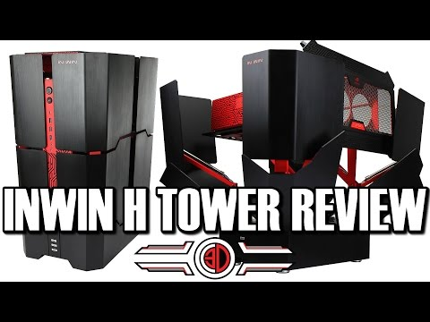 InWin H Tower Motorised Transforming Case Review