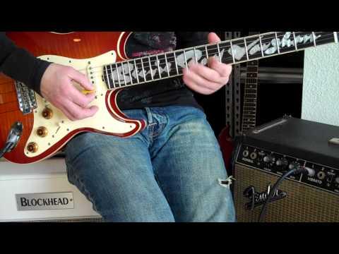 SRV Hamiltone Sound Clip www.eddievegas.com Eddie Vegas Fender Strat